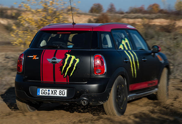 MINI Countryman Off Road Packaged
