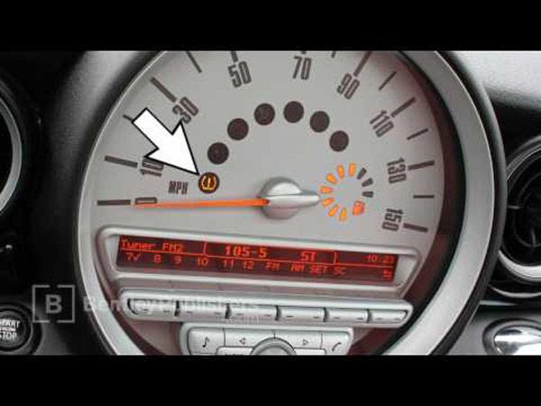 MINI Tire Placard Recall