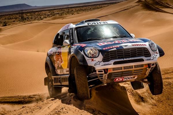 MINI ALL4 Racing Dakar